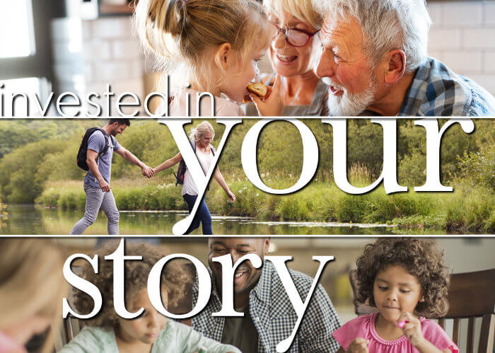 invested in your story